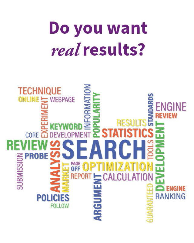 Do you want real results?